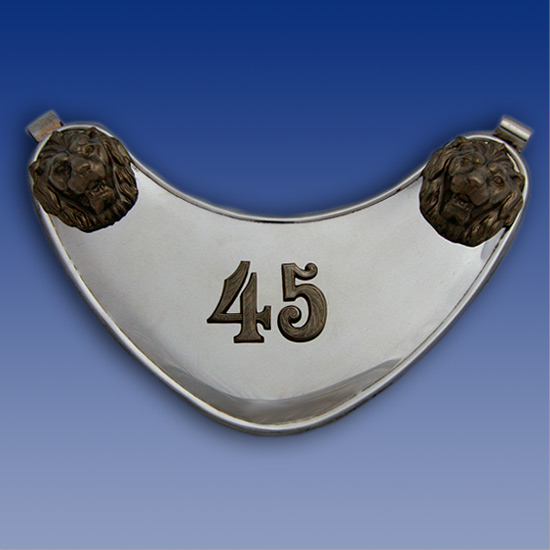 Bavarian Feldgendarmerie Gorget Price:  $200.00