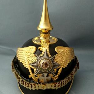 Prussian Fusilier Reserve Officer Pickelhaube