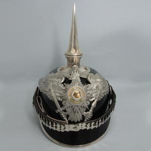 Prussian 1st Garde Regiment zu Fuss Officer Pickelhaube