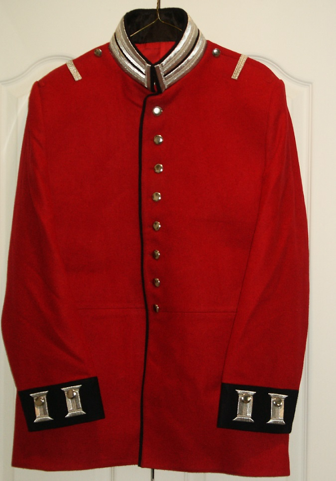 Prussian Garde du Corps Officer's Gala Tunic Price:  $450.00
