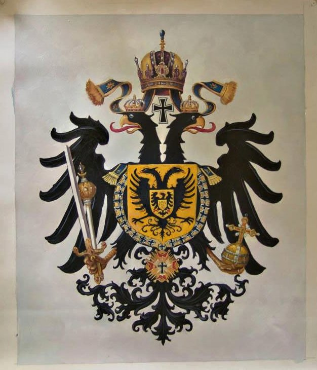 imperial german eagle tattoo - photo #13