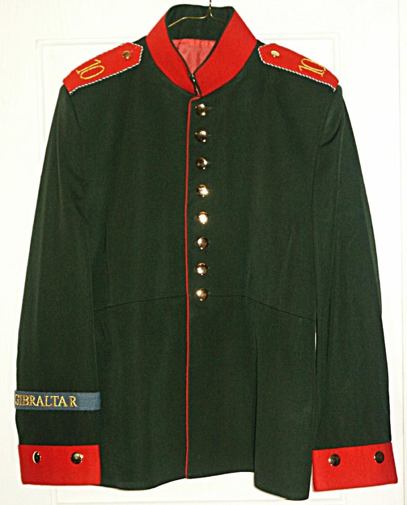 Hannoversches Jäger-Batl.Nr. 10 Enlisted Tunic