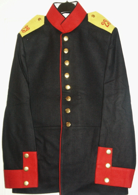Prussian IR 23 Enlisted Tunic