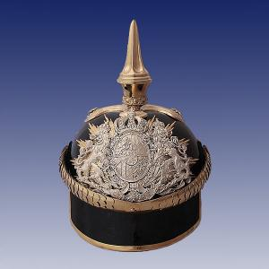 Kingdom of Bavaria Colonel in Position of General Officer Pickelhaube