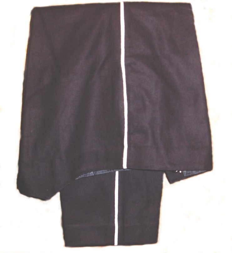 Kaiserliche Marine Trousers Price:  $110.00