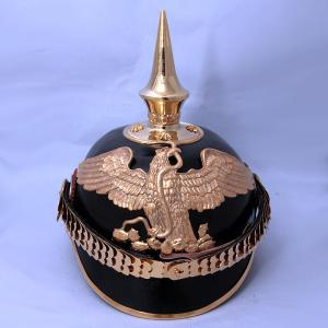 Mexico Officer Pickelhaube