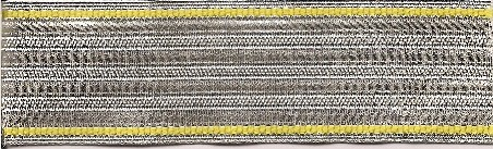 Officer Koller Trim Kurassier Regiment  #7 Price:  $20.00 per meter Regulation 3.4 cm width