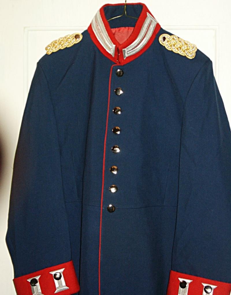 Prussian Officer's Tunic