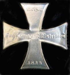 Prussia Reserve Cross 28mm x 28 mm  Price:  $25.00