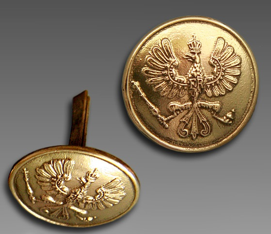 Prussian NCO Collar Disks