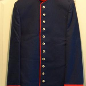 Prussian Repro Feldmarschal and General Officer Tunic Front View