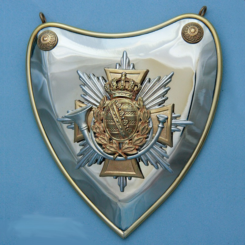 Sachsen Gorget  for Reserve Officer Price:  $200.00