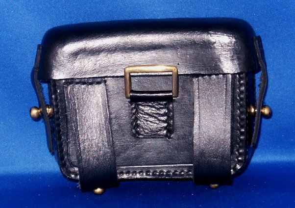 Prussian M1871 Infantry Cartridge Box Price:  $70.00 rear view