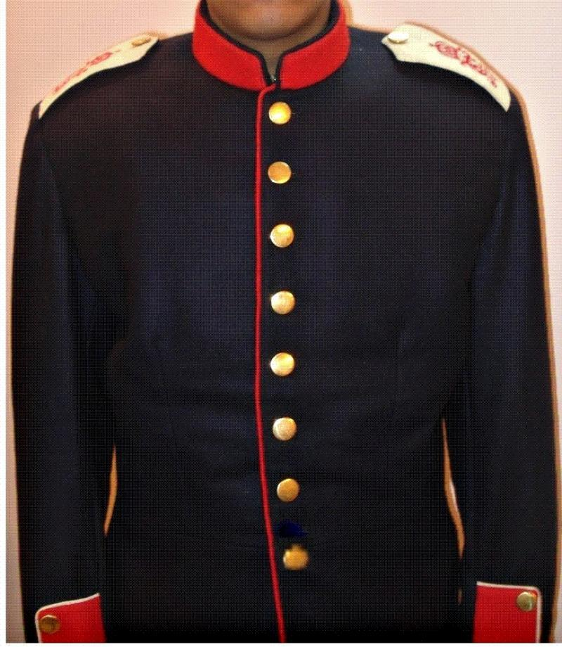 Prussian Fusilier Regt Nr. 86 Enlisted Tunic