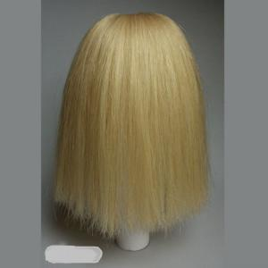 Parade Bush White Natural Horse Hair