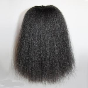 Parade Bush Black Natural Yak Hair
